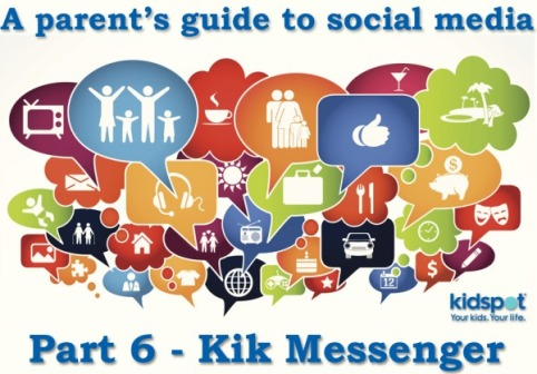 Social media - Kik messenger