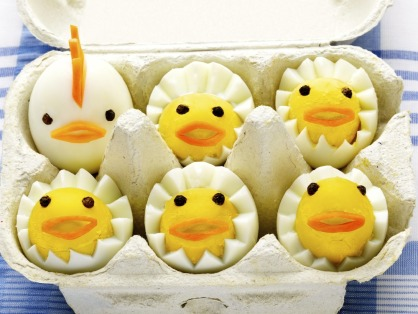 20 ways to have fun with eggs
