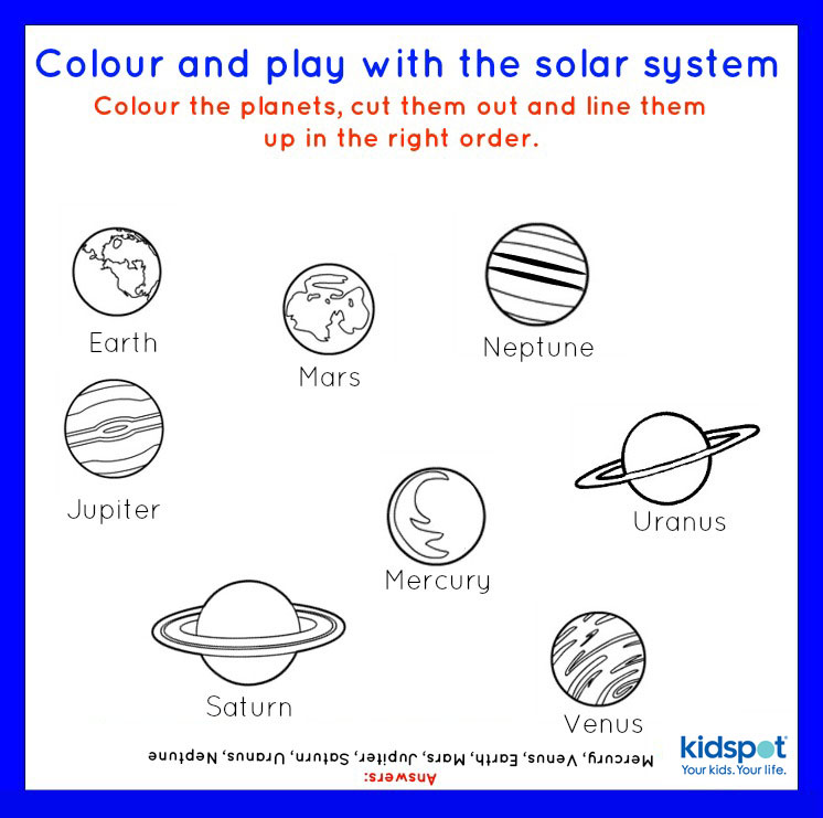 Free Worksheets Library Download And Print On. Label The Solar System Worksheet Ideas Of First Grade Worksheets. Worksheet. Label The Solar System Worksheet At Mspartners.co