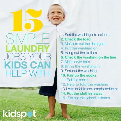 Laundry jobs