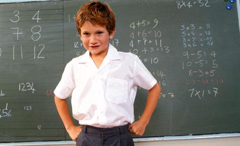 math development milestones